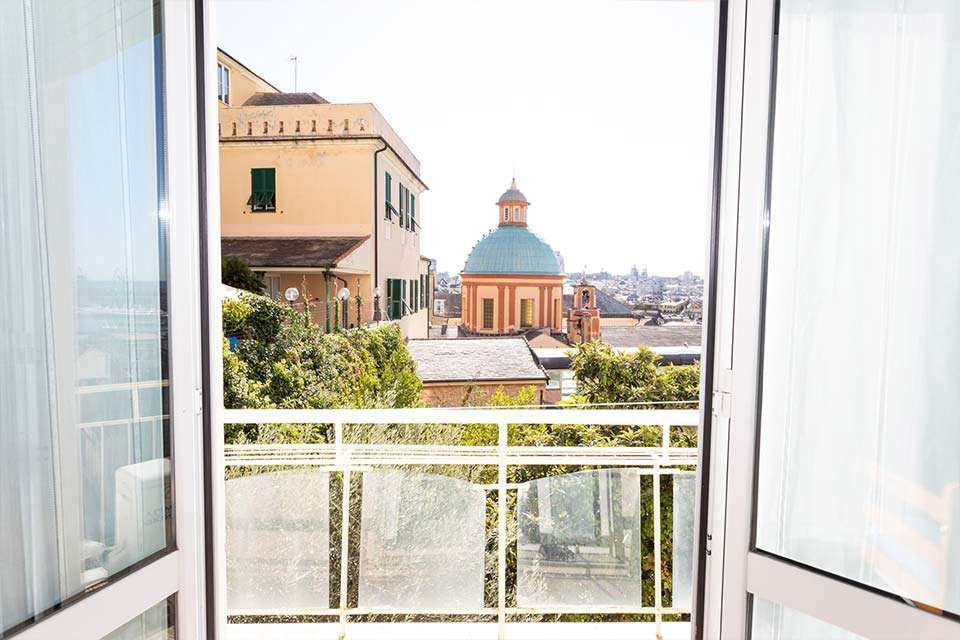 Camere casa di riposo Genova Residenza Serena